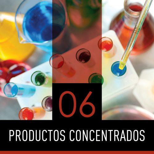 Productos concentrados