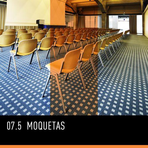 Moquetas