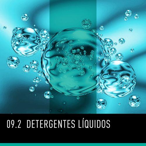 Detergentes liquidos