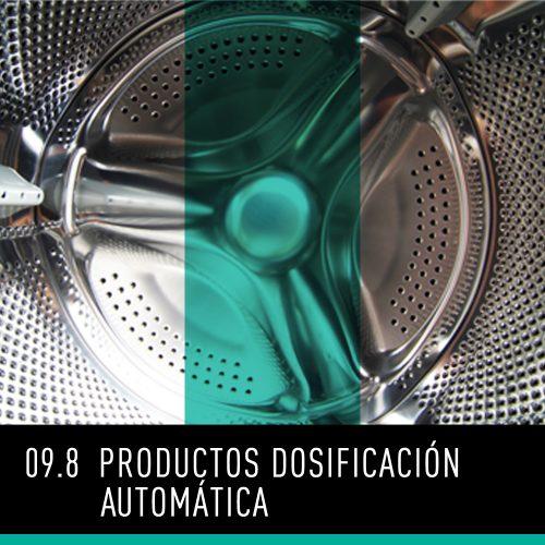 Productos dosificación automática