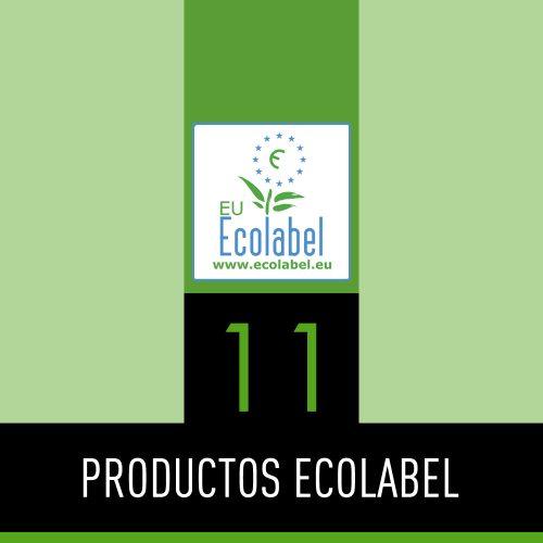 Productos ECOLABEL
