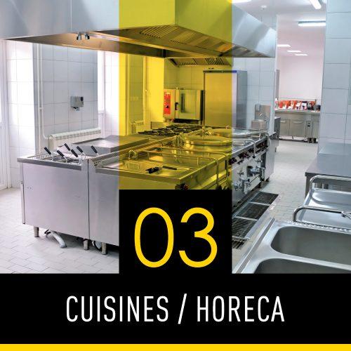 Cuisines / Horeca