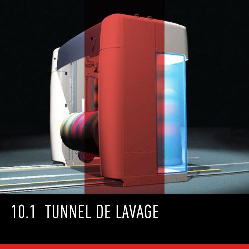 Tunnel de Lavage
