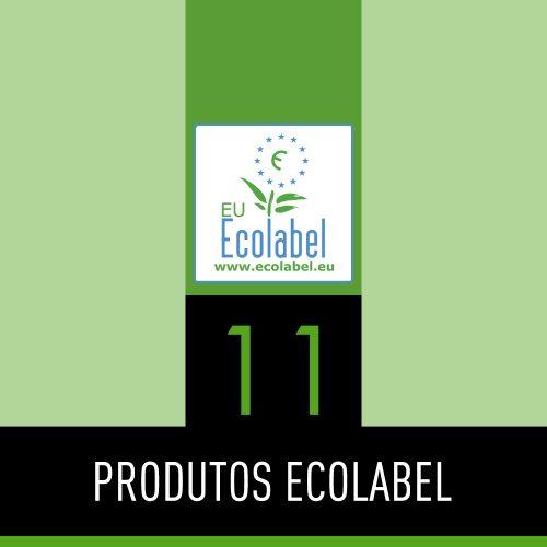 Produtos ECOLABEL